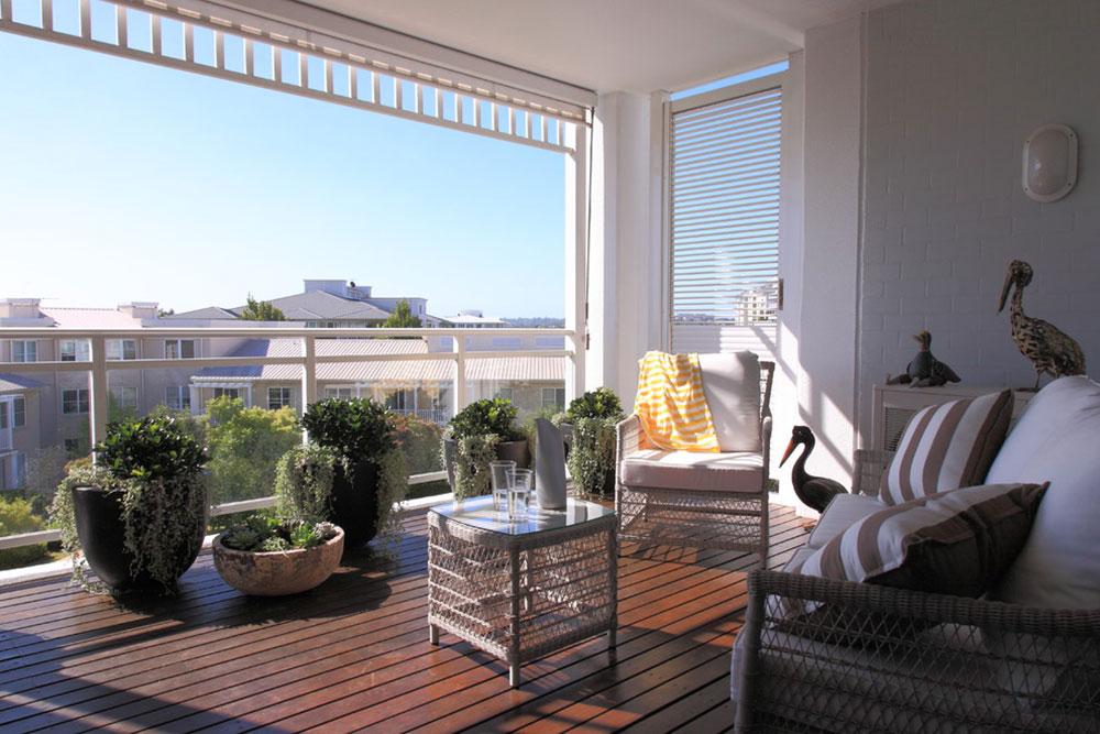 Hur man dekorerar en lägenhetsbalkong2 Hur man dekorerar en lägenhetsbalkong