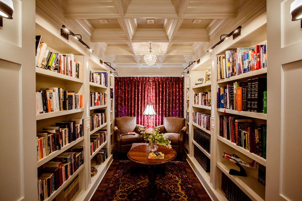Skapa ett hembibliotek Design gör för ett avkopplande rum3 Skapa ett hembibliotek Design gör för ett avkopplande rum