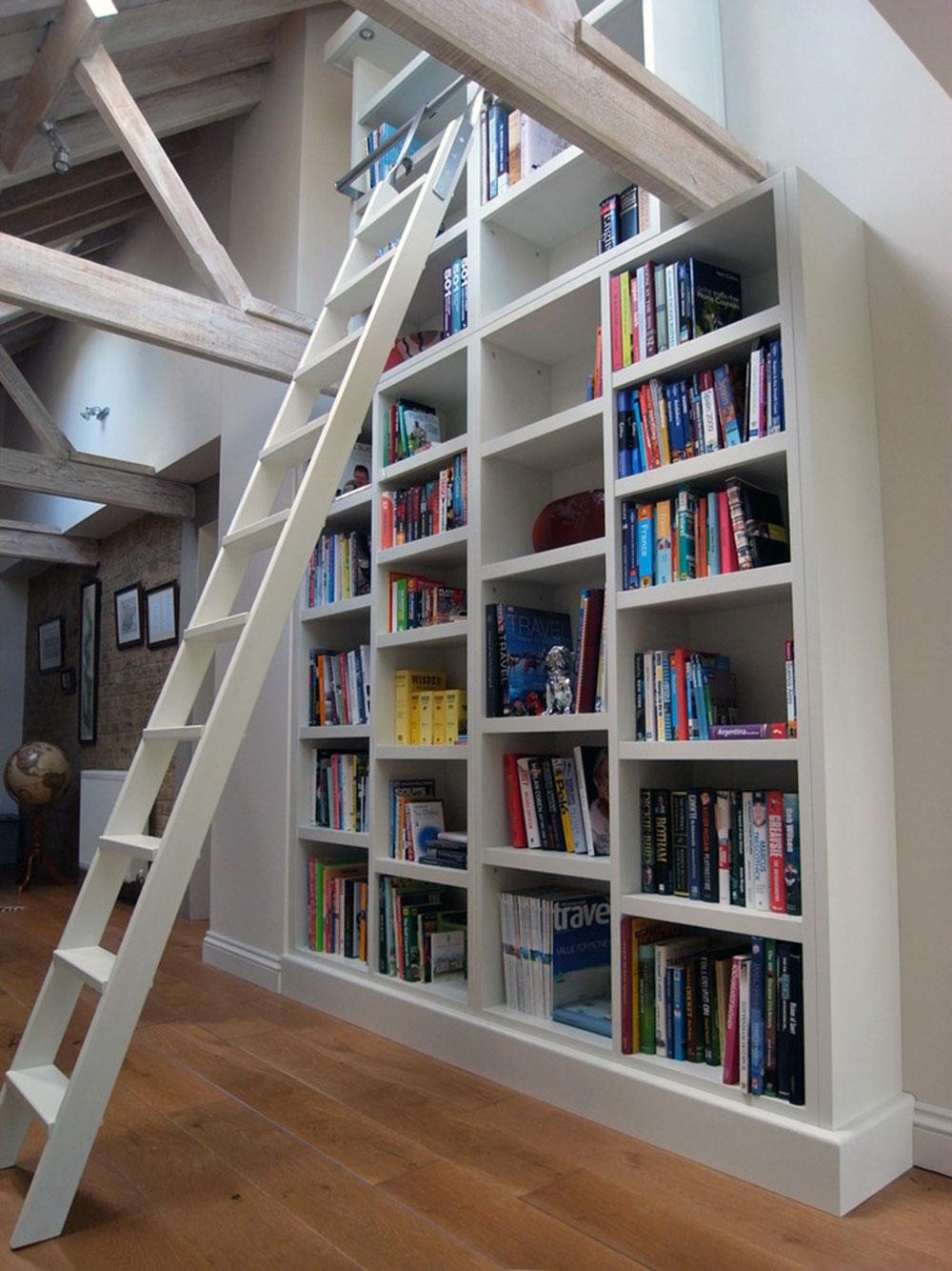 Skapa ett hembibliotek Design ger ett avkopplande utrymme2 Att skapa ett hembibliotek Design ger en avkopplande plats