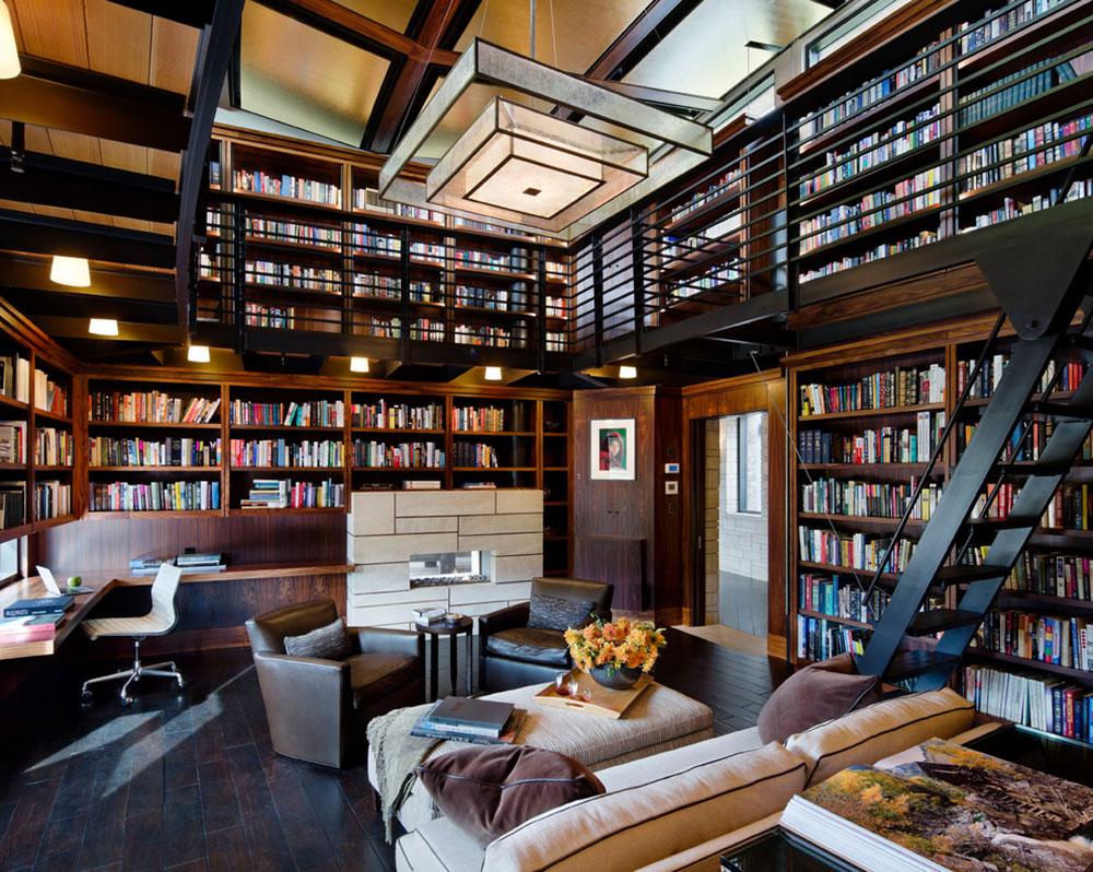 Skapa ett hembibliotek Design skapar ett avkopplande utrymme 13 Att skapa ett hembibliotek Design ger ett avkopplande utrymme