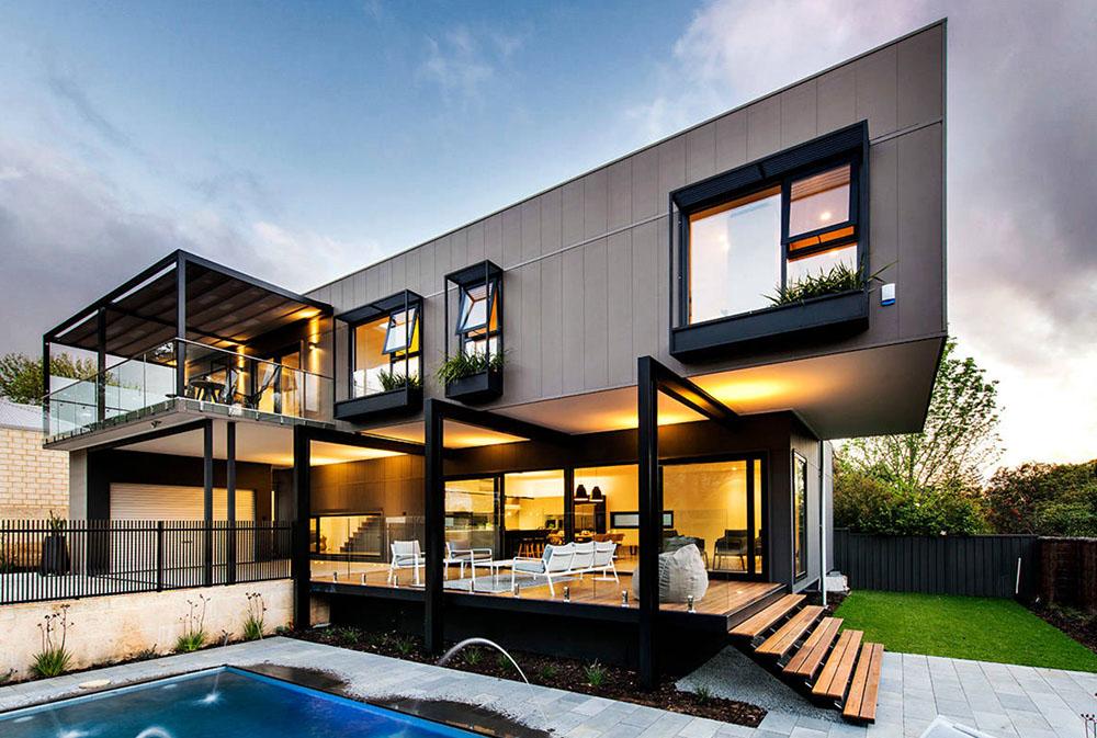 Warden-St-Residence-by-Mata-Design-Studio-1 Modern arkitektur: Moderna byggnader med cool arkitektur