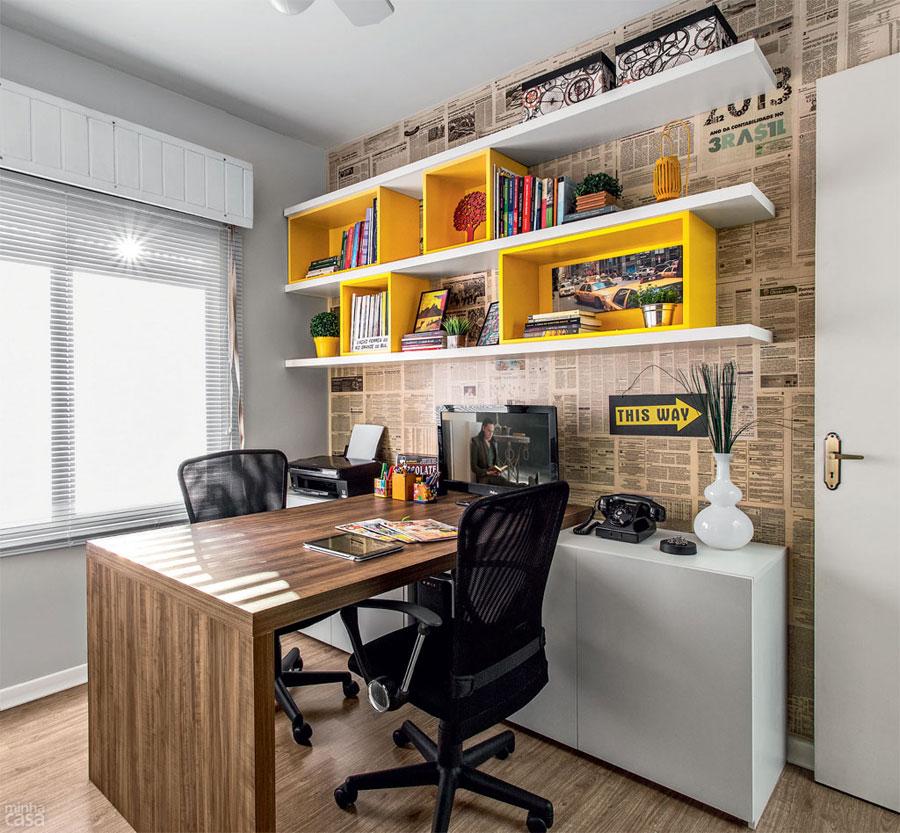 2 fantastiska idéer för kontorsdesign för att göra jobbet bedårande