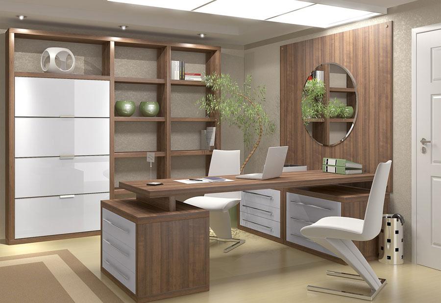 7 bra idéer för kontorsdesign för att göra jobbet bedårande