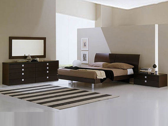 b39 En samling moderna sovrumsmöbler - 40 bilder