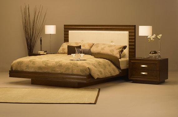 b9 En samling moderna sovrumsmöbler - 40 bilder
