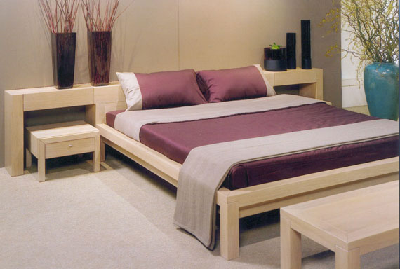 b2 En samling moderna sovrumsmöbler - 40 bilder