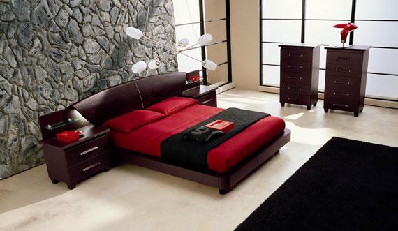 b25 En samling moderna sovrumsmöbler - 40 bilder