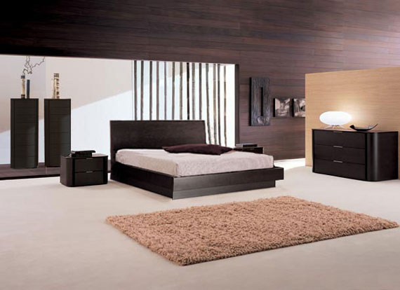 b23 En samling moderna sovrumsmöbler - 40 bilder