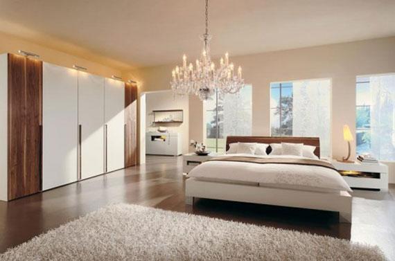 b12 En samling moderna sovrumsmöbler - 40 bilder