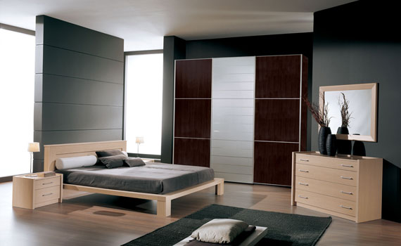 b40 En samling moderna sovrumsmöbler - 40 bilder
