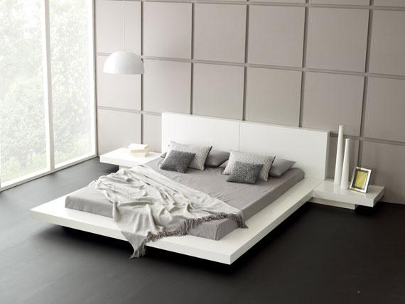 b6 En samling moderna sovrumsmöbler - 40 bilder