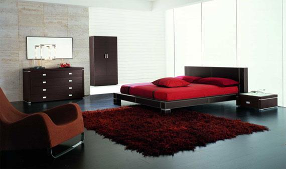 b31 En samling moderna sovrumsmöbler - 40 bilder