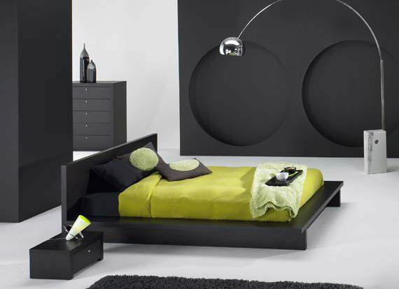 b37 En samling moderna sovrumsmöbler - 40 bilder
