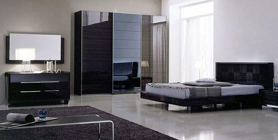 b20 En samling moderna sovrumsmöbler - 40 bilder