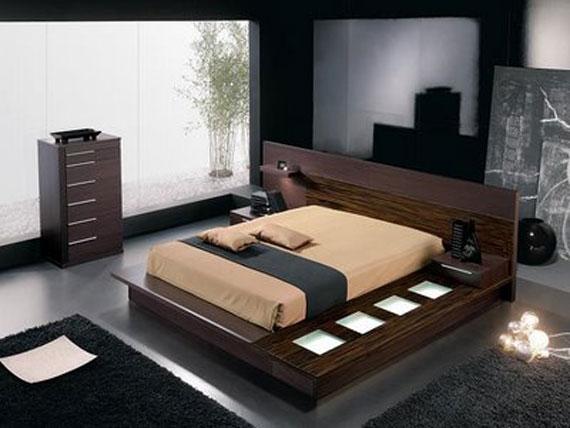 b32 En samling moderna sovrumsmöbler - 40 bilder