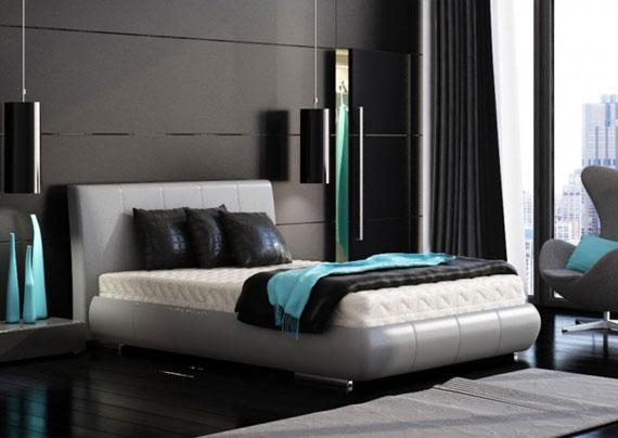 b10 En samling moderna sovrumsmöbler - 40 bilder