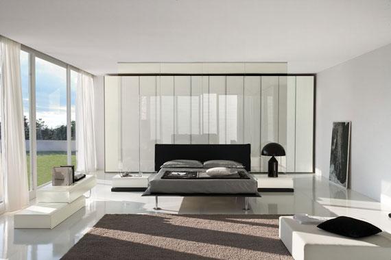 b14 En samling moderna sovrumsmöbler - 40 bilder