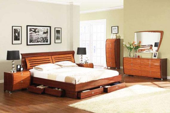 b24 En samling moderna sovrumsmöbler - 40 bilder