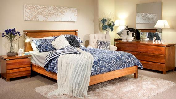 b22 En samling moderna sovrumsmöbler - 40 bilder