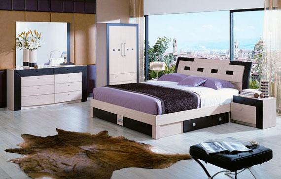 b28 En samling moderna sovrumsmöbler - 40 bilder