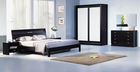 b8 En samling moderna sovrumsmöbler - 40 bilder