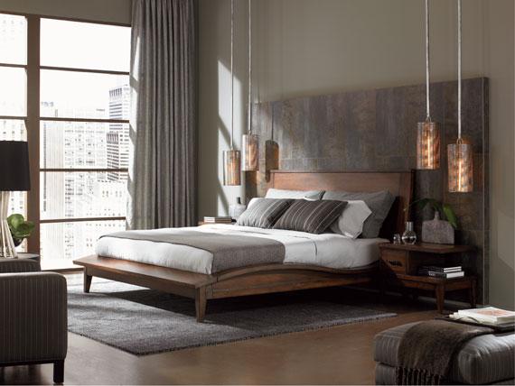 b30 En samling moderna sovrumsmöbler - 40 bilder