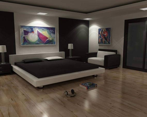 b38 En samling moderna sovrumsmöbler - 40 bilder