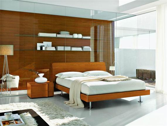 b16 En samling moderna sovrumsmöbler - 40 bilder
