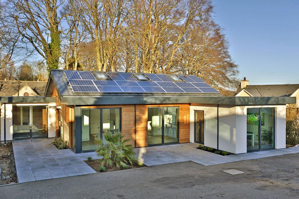 132 Bygga ett energieffektivt hus med en energibesparande inredning