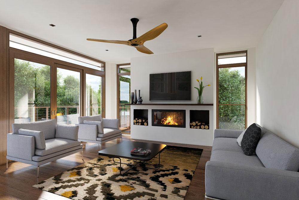 110 Att bygga ett energieffektivt hus med en energibesparande inredning