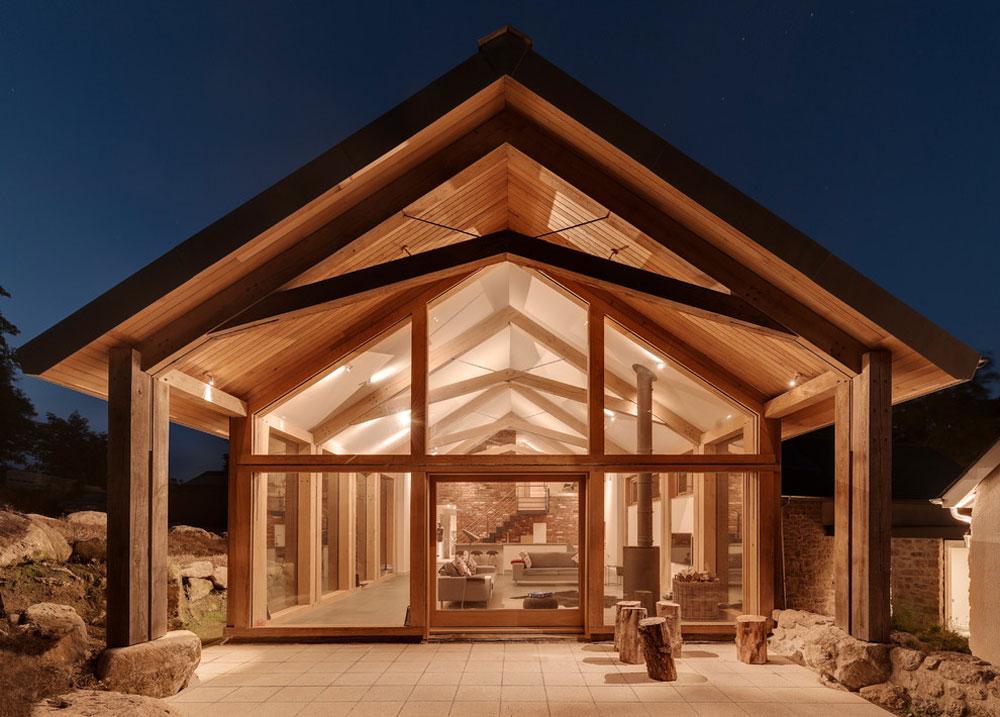 27 Bygg ett energieffektivt hus med en energibesparande inredning