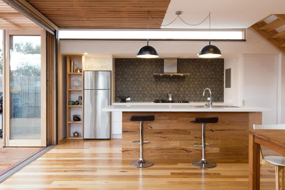 105 Bygga ett energieffektivt hus med en energibesparande inredning