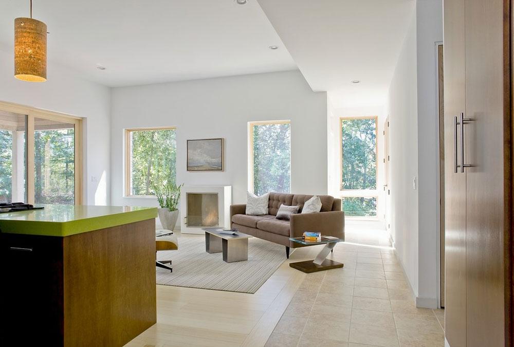 84 Att bygga ett energieffektivt hus med en energibesparande inredning