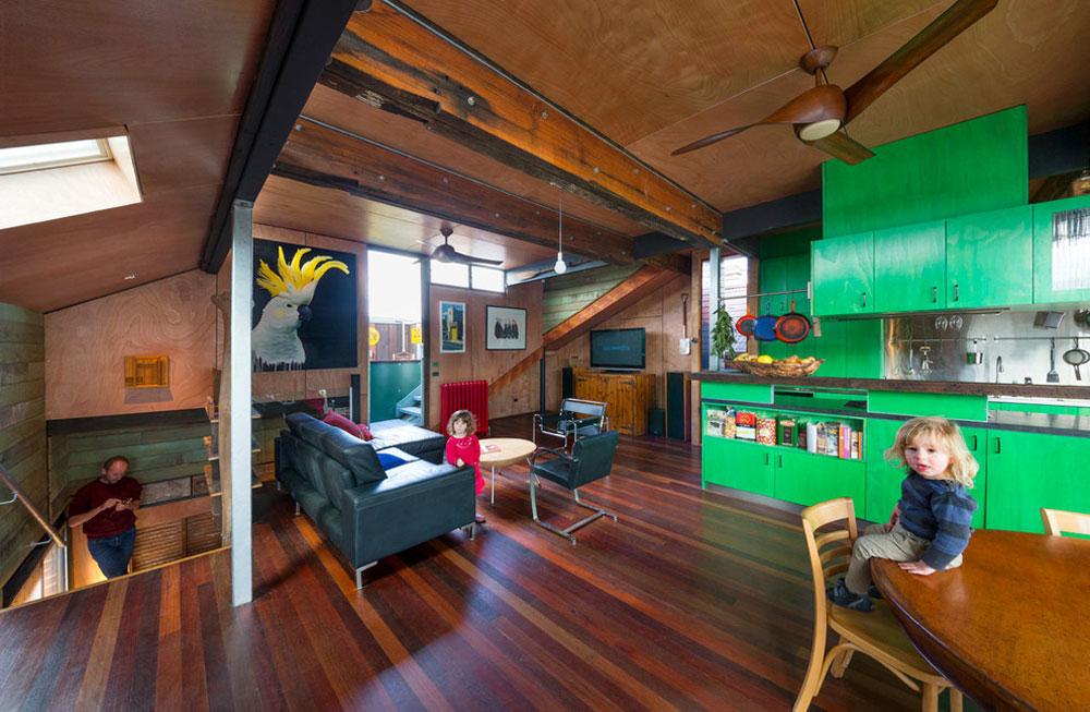 94 Att bygga ett energieffektivt hus med en energibesparande inredning