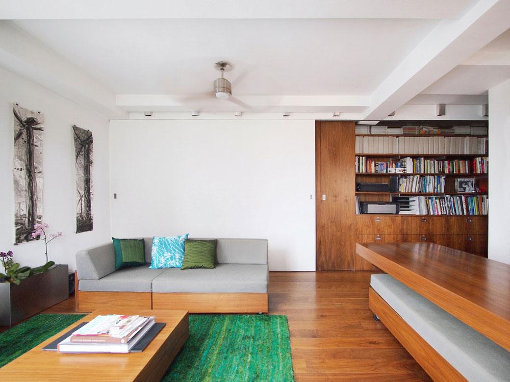 46 Att bygga ett energieffektivt hus med en energibesparande inredning