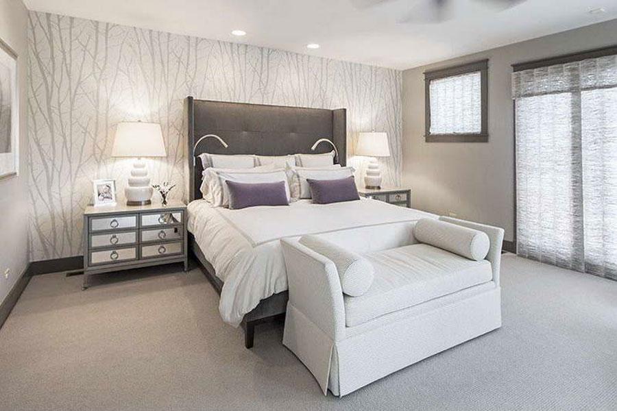 Grey Bedroom Interior Design-7 Gray Bedroom Interior Design som ser ganska bra ut