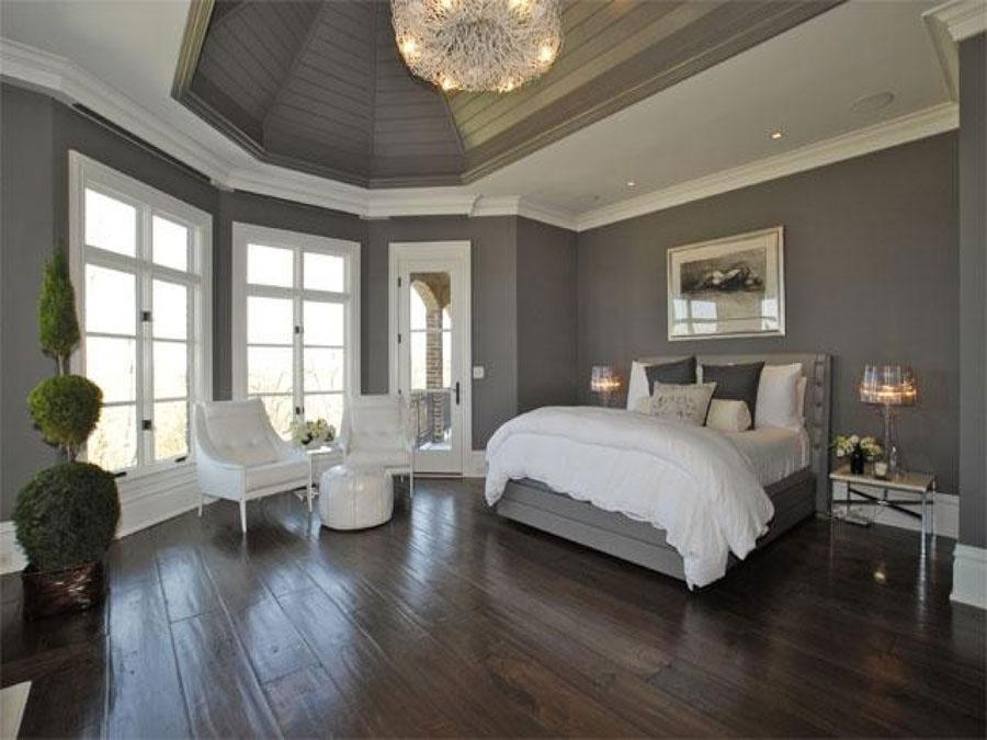 Grey Bedroom Interior Design-6 Gray Bedroom Interior Design som ser ganska bra ut