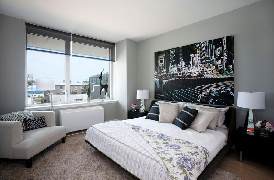 Grey Bedroom Interior Design-11 Gray Bedroom Interior Design som ser ganska bra ut