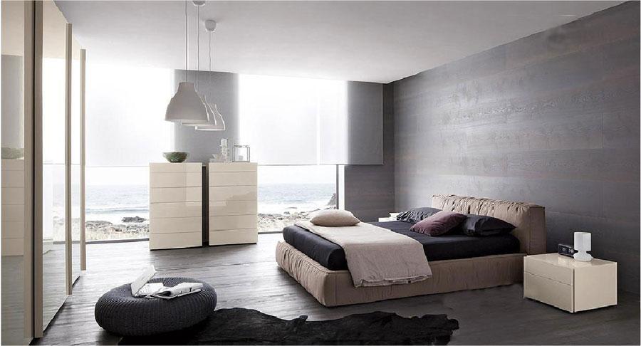 Grey Bedroom Interior Design-9 Gray Bedroom Interior Design som ser ganska bra ut