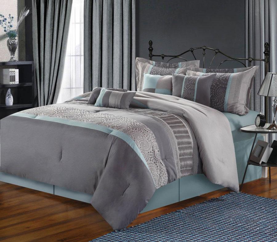 Grey Bedroom Interior Design-3 Gray Bedroom Interior Design som ser ganska bra ut
