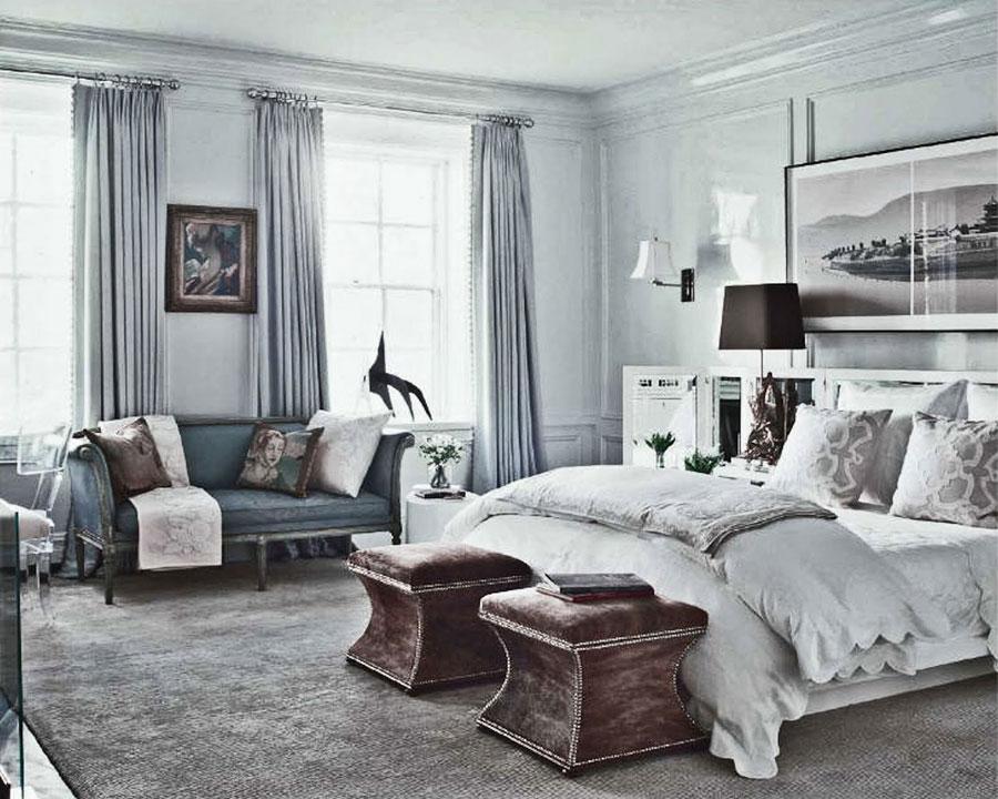 Grey Bedroom Interior Design-2 Gray Bedroom Interior Design som ser ganska bra ut
