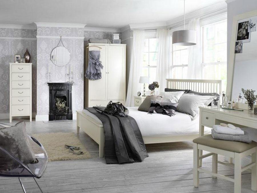 Grey Bedroom Interior Design-5 Gray Bedroom Interior Design som ser ganska bra ut