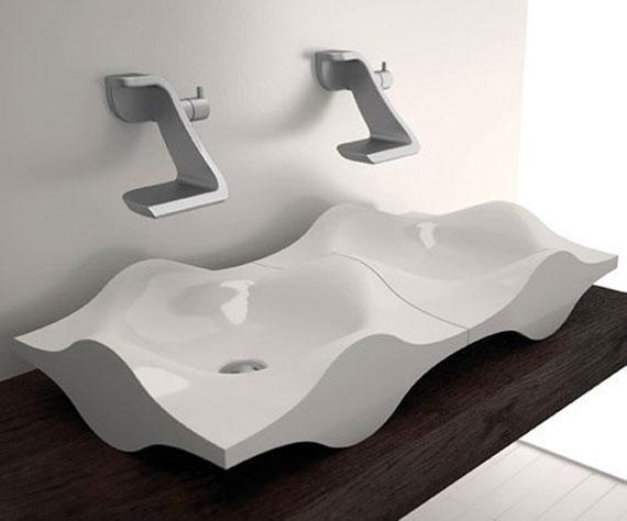 s5 Vackra bilder av Sink Designs - 50 exempel