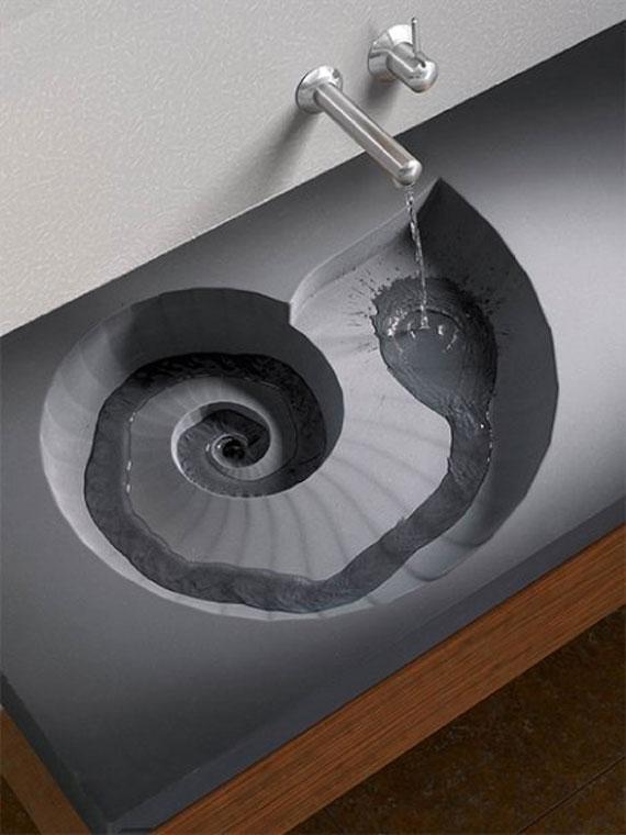 p9 Vackra bilder av Sink Designs - 50 exempel