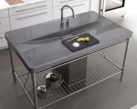 p14 Vackra bilder av Sink Designs - 50 exempel