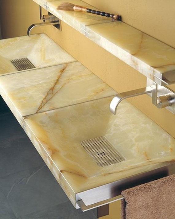 p23 Vackra bilder av Sink Designs - 50 exempel