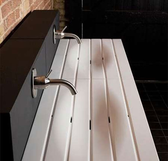 p41 Vackra bilder av Sink Designs - 50 exempel