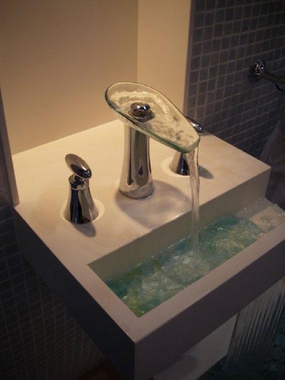 p37 Vackra bilder av Sink Designs - 50 exempel