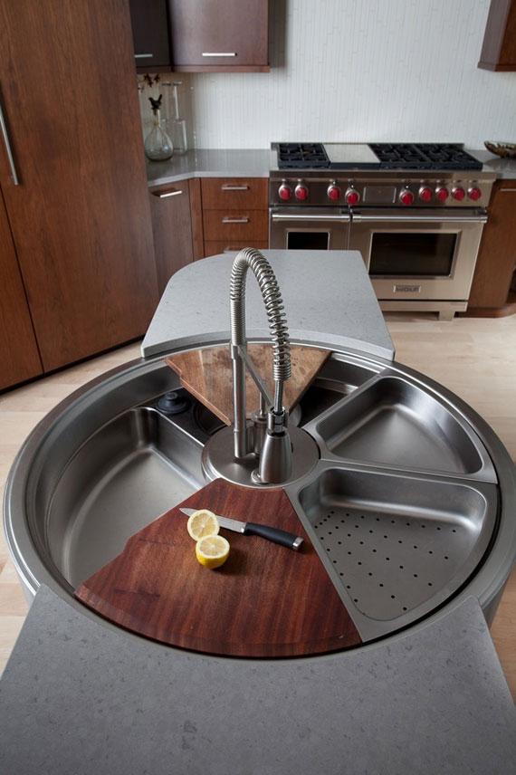 p13 Vackra bilder av Sink Designs - 50 exempel