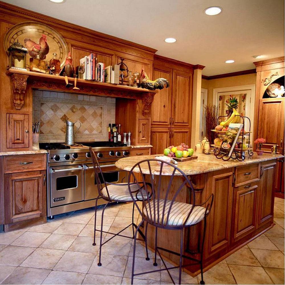 Traditionellt-kök-inredning-design-idéer-1 Traditionellt-kök-inredning-design-idéer